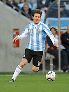3 July Argentina v Germany