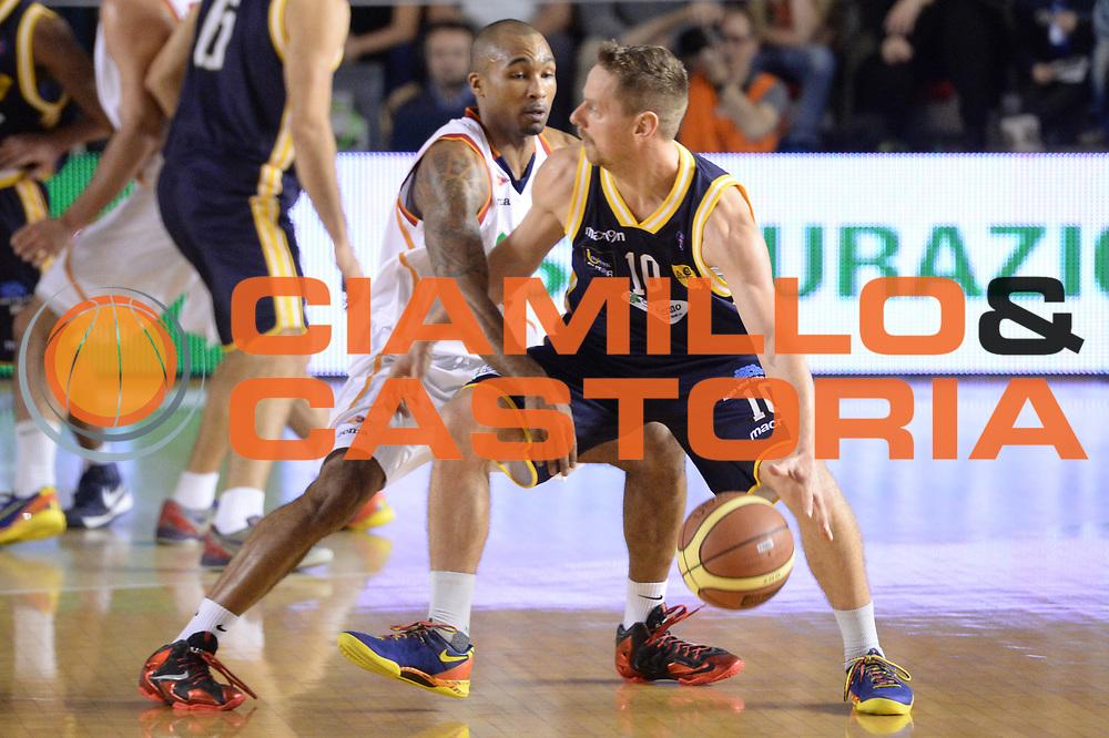 DESCRIZIONE : Campionato 2013/14 Acea Virtus Roma - Sutor Montegranaro<br /> GIOCATORE : Dimitri Lauwers<br /> CATEGORIA : Palleggio Difesa Tecnica<br /> SQUADRA : Sutor Montegranaro<br /> EVENTO : LegaBasket Serie A Beko 2013/2014<br /> GARA : Acea Virtus Roma - Sutor Montegranaro<br /> DATA : 18/01/2014<br /> SPORT : Pallacanestro <br /> AUTORE : Agenzia Ciamillo-Castoria / GiulioCiamillo<br /> Galleria : LegaBasket Serie A Beko 2013/2014<br /> Fotonotizia : Campionato 2013/14 Acea Virtus Roma - Sutor Montegranaro<br /> Predefinita :