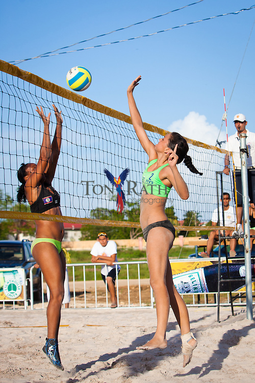 Game 9 - Central American Beach Volleyball Championships