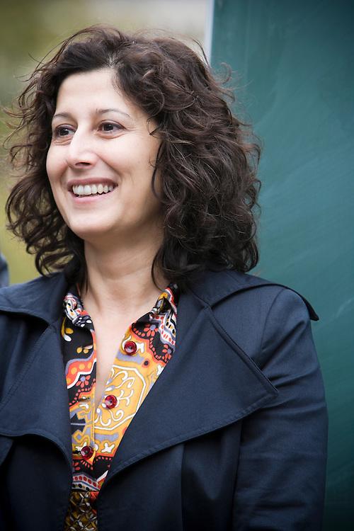 Nederland. Den Haag, 20 september 2007.<br /> Fatma Koser Kaya, lid Tweede kamer D66<br /> Foto Martijn Beekman <br /> NIET VOOR TROUW, AD, TELEGRAAF, NRC EN HET PAROOL