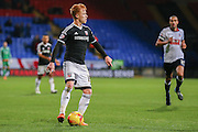 Brentford midfielder Ryan Woods  during the Sky Bet Championship match between Bolton Wanderers and Brentford at the Macron Stadium, Bolton, England on 30 November 2015. Photo by Simon Davies.