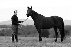 James & Luz: Man & Horse Photography