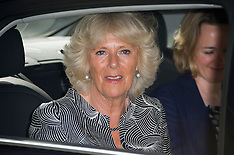 Duchess of Cornwall at WRVS Diamond Jubilee project 28-6-12