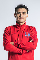 **EXCLUSIVE**Portrait of Chinese soccer player Zheng Tao of Chongqing Dangdai Lifan F.C. SWM Team for the 2018 Chinese Football Association Super League, in Chongqing, China, 27 February 2018.