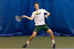 The 2016 KHSAA Doubles Tennis semi-finals were held, Saturday, May 21, 2016 at UK Boone Indoor Tennis Complex in Lexington.