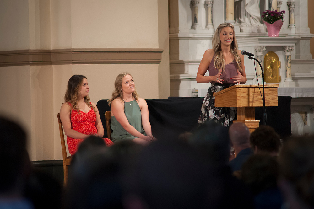2017 Nursing Ceremony in St. Al's on May 13th.