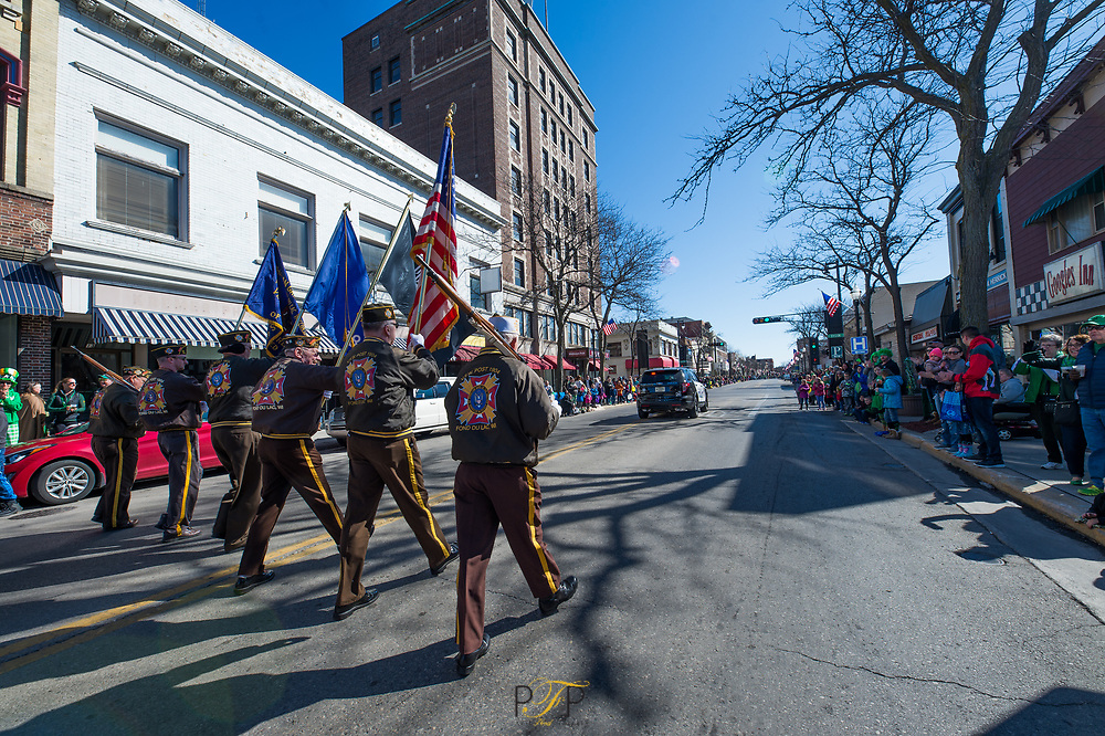 St Patricks day, st. paddy parade, downtown, .   2018, Patrick Flood Photography