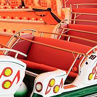 Musik Express ride, Mariner's Pier, Morey's Piers, Wildwood, New Jersey, USA