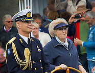Princess Beatrix sailing in Lemmer, 20-06-2015