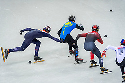 20-02-2018 KOR: Olympic Games day 11, PyeongChang<br /> 500m mannen shorttrack / Daan Breeuwsma of the Netherlands