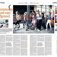 Parool 3 oktober 2013: financiele problemen Circus Elleboog