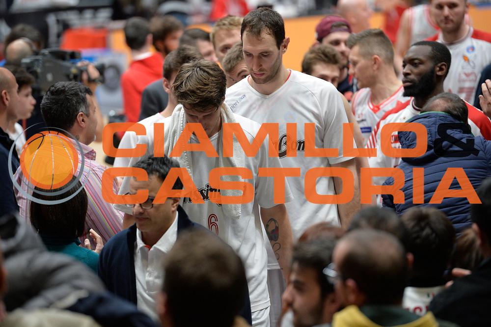 DESCRIZIONE : Milano Lega A 2015-2016 Olimpia EA7 Emporio Armani Milano Grissin Bon Reggio Emilia<br /> GIOCATORE : Achille Polonara<br /> CATEGORIA : Delusione<br /> SQUADRA : Grissin Bon Reggio Emilia<br /> EVENTO : Campionato Lega A 2015-2016 GARA :Olimpia EA7 Emporio Armani Milano Grissin Bon Reggio Emilia<br /> DATA : 26/03/2016<br /> SPORT : Pallacanestro <br /> AUTORE : Agenzia Ciamillo-Castoria/I.Mancini<br /> GALLERIA : Lega Basket A 2015-2016 FOTONOTIZIA : Milano Lega A 2015-2016 Olimpia EA7 Emporio Armani Milano Grissin Bon Reggio Emilia<br /> PREDEFINITA :