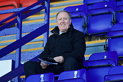 BIRKENHEAD, ENGLAND - Sunday, September 25, 2016: Former Liverpool coach Doug Livermore during the FA Premier League 2 Under-23 match between Liverpool and Sunderland at Prenton Park. (Pic by David Rawcliffe/Propaganda)