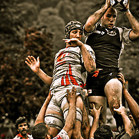 Rugby. CASE vs RCME