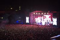 David Guetta - Jugendfest 2014.<br /> Foto: Svein Ove Ekornesvaag