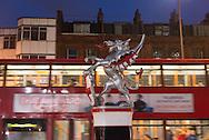 London. UK tthe city and Shoreditch district / Londres . la quartier de Shoreditch en travaux. Grande Bretagne