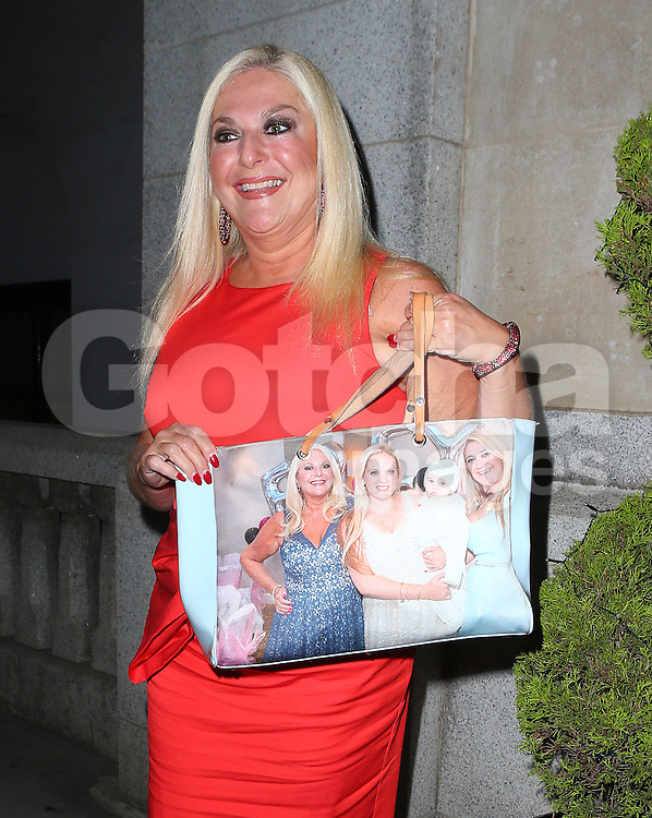 Vanessa Feltz attends the Inspiration Awards for Women at Cadogan Hall in London, UK. 02/10/2014<br />