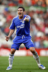 FRANK LAMPARD.CHELSEA FC.MIDDLESBORO V CHELSEA.RIVERSIDE, MIDDLESBORO, ENGLAND.20 October 2007.DIR71496..  .WARNING! This Photograph May Only Be Used For Newspaper And/Or Magazine Editorial Purposes..May Not Be Used For, Internet/Online Usage Nor For Publications Involving 1 player, 1 Club Or 1 Competition,.Without Written Authorisation From Football DataCo Ltd..For Any Queries, Please Contact Football DataCo Ltd on +44 (0) 207 864 9121