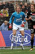 08.05.2008, Tapiolan Urheilupuisto, Espoo, Finland..Veikkausliiga 2008 - Finnish League 2008.FC Honka - Rovaniemen Palloseura.Tomi Maanoja - Honka.©Juha Tamminen.....ARK:k