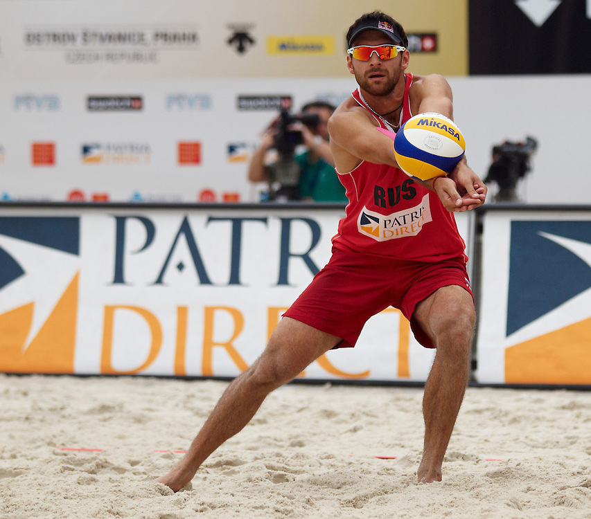 Swatch FIVB Patria Direct Open 2010 - RUS vs GER