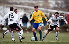 20090222 Brøndby - Rosenborg fodbold Test match