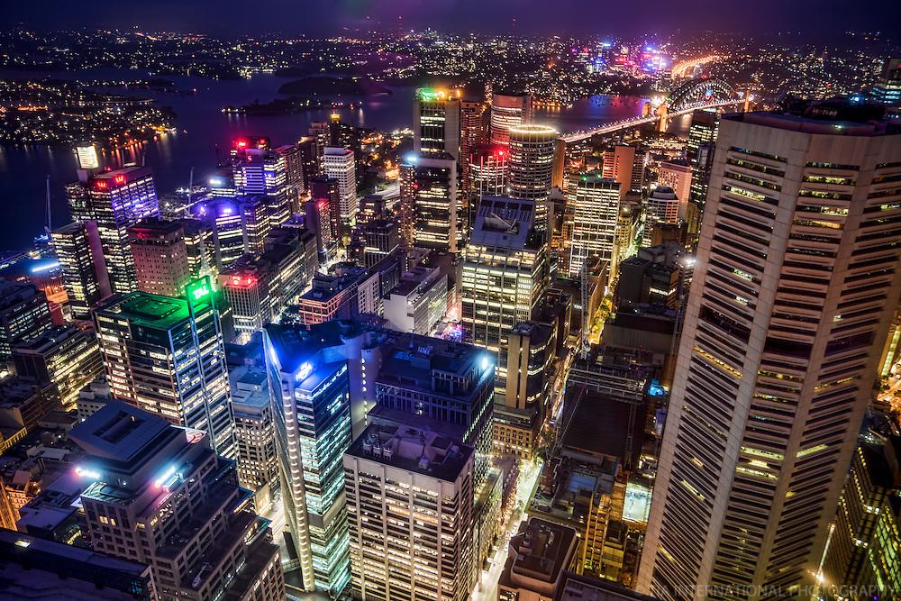 Sydney City Centre & Darling Harbour