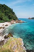 Kyun Phi Lar Island. Aboard the Meta IV, Mergui Archipelago.