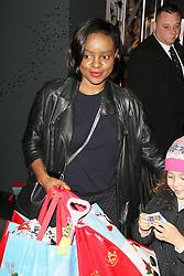 Keisha Buchanan, Disney Store - Christmas Party, Oxford Street, London UK, November 06 2013 (Photo by Brett D. Cove) © Licensed to London News Pictures.  Photo credit : Brett D. Cove/Piqtured/LNP