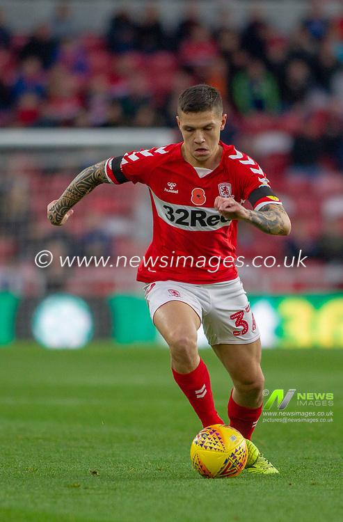 EFL Championship Middlesbrough v Wigan Athletic | News Images
