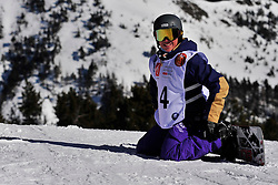 World Cup Banked Slalom, MONTAGGIONI Maxime, FRA at the 2016 IPC Snowboard Europa Cup Finals and World Cup