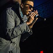 WASHINGTON, DC - March 24, 2014 - August Alsina opens for 2 Chainz at the 9:30 Club in Washington, D.C. (Photo by Kyle Gustafson / www.kylegutafson.com)