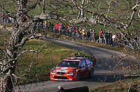 Motor<br /> WRC Rally 2007<br /> Foto: Dppi/Digitalsport<br /> NORWAY ONLY<br /> <br /> MOTORSPORT - WRC 2007 - MONTE CARLO RALLY - VALENCE (FRA) 18/01 TO 21/01/2007<br /> <br /> HENNING SOLBERG (NOR) - CATO MENKERUD / FORD FOCUS RS STOBART M-SPORT - ACTION