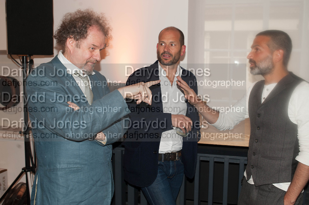 MIKE FIGGIS; MICHAEL MACK; ADAM BROOMBERG, Deutsche Börse photography prize: 2013. Photographer's Gallery. London. 11 June 2013.