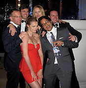 **EXCLUSIVE**.Wladimir Klitschko, Boxer, and Karolina Kurkova, Model, Helena Houdova, Model, Omar Amanat, Skype founder..Wall Street: Money Never Sleeps Premiere Post Party - Inside..Cannes Film Festival..Villa in La Californie..Cannes, France..Friday, May 14, 2010..Photo ByCelebrityVibe.com.To license this image please call (212) 410 5354; or Email:CelebrityVibe@gmail.com ;.website: www.CelebrityVibe.com.