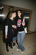 Bella Freud , Future Punk Launch party at Selfridges, Oxford St. : 9th March. ONE TIME USE ONLY - DO NOT ARCHIVE  © Copyright Photograph by Dafydd Jones 66 Stockwell Park Rd. London SW9 0DA Tel 020 7733 0108 www.dafjones.com