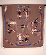 15477Navajo Rugs at the Kennedy Museum (Documentation)