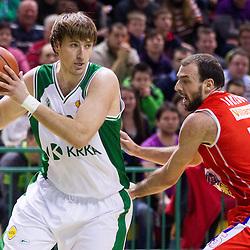 20130203: SLO, Basketball - ABA League, KK Krka vs Radnicki