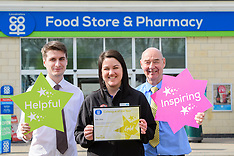 190328 - Lincolnshire Co-op staff awards | Kelly Slow