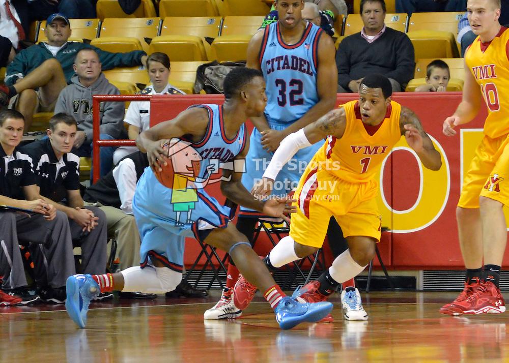 NCAA FCS: Liberty Flames outlast VMI, 17-7