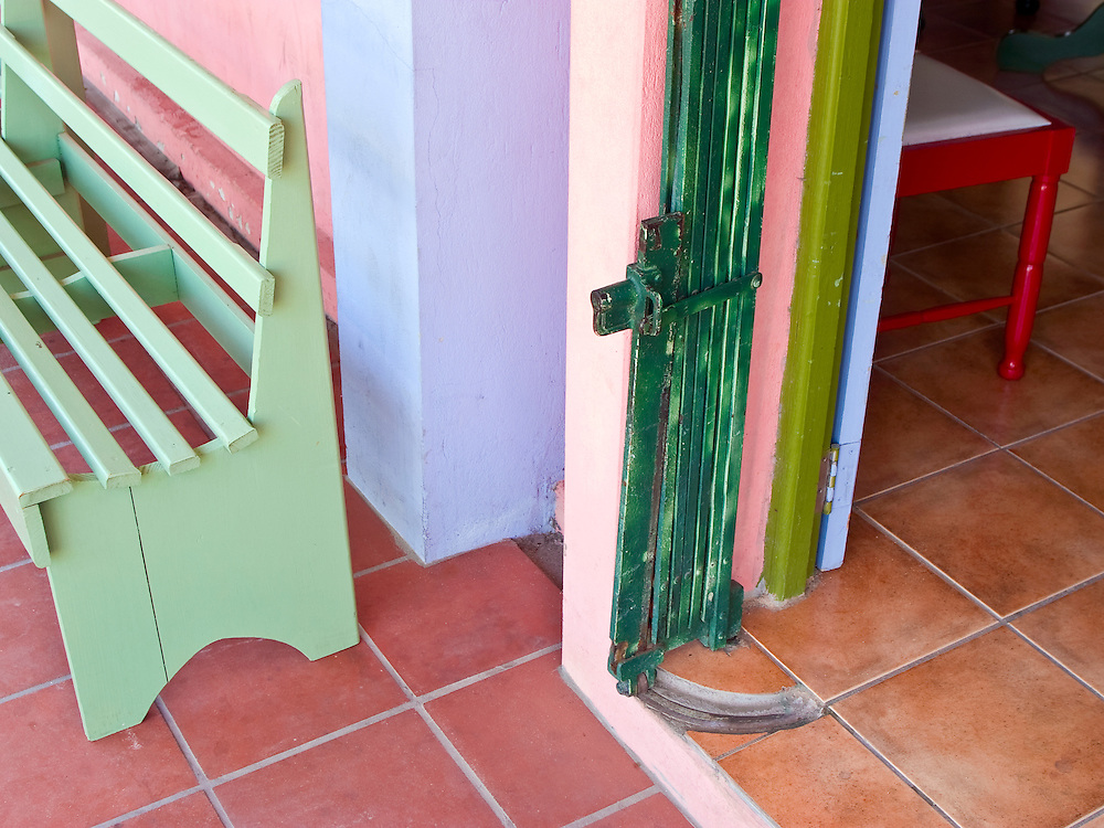 Bequia Doorway