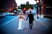 Wilmington NC Evening Wedding