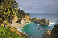 McWay Falls, Julia Pfeiffer Burns State Park, Big Sur California