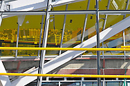 La ?Cesta?: Aragon?s pavilion at Expo Zaragoza 2008. Focused on the issues of Water and Sustanable Development.Zaragoza, host city for the International Exposition, is the administrative and financial capital of the autonomous community of Aragon and the fifth largest Spanish city in inhabitants (660,000), behind Madrid, Barcelona, Valencia and Seville