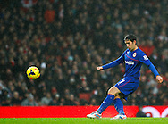 Picture by Mike  Griffiths/Focus Images Ltd +44 7766 223933<br /> 01/01/2014<br /> Peter Whittingham of Cardiff City during the Barclays Premier League match at the Emirates Stadium, London.