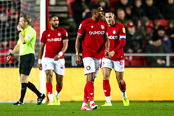 Niclas Eliasson of Bristol City cuts a dejected figure - Mandatory by-line: Robbie Stephenson/JMP - 10/12/2019 - FOOTBALL - Ashton Gate - Bristol, England - Bristol City v Millwall - Sky Bet Championship