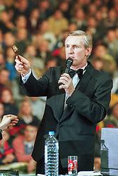 Eric Wauters - <br /> Auktion Mechelen 1998<br /> Photo © Dirk Caremans
