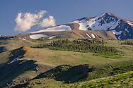 Lee Vining Peak, Mono County, Eastern Sierra, California