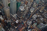 NYC - Times Square, Aerial