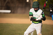 Stevenson baseball drops home opener to Immaculata in 8-4 loss on Thursday afternoon at Sugar Field in Stevenson.