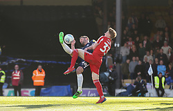 John White of Southend United scores a goal to make it 1-0 - Mandatory by-line: Arron Gent/JMP - 04/05/2019 - FOOTBALL - Roots Hall - Southend-on-Sea, England - Southend United v Sunderland - Sky Bet League One